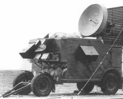 Anti Aircraft Radar No 3 Mark 7