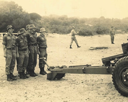 No 53 of 1974 Gun Course - School of Artillery 1974